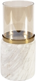 Show details for Home4you Candle Holder Kappa H20cm White