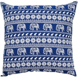 Show details for Home4you Cushion Funny 45x45cm Blue
