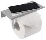 Show details for Axentia Toilet Paper Holder With Shelf