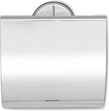Show details for Brabantia Profile Toilet Roll Holder Brilliant Steel