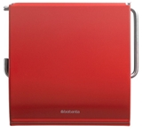 Show details for Brabantia Toilet Roll Holder Passion Red