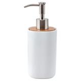 Show details for Aquanova Oscar Soap Dispenser 450ml White