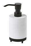 Show details for Aquanova Triple Soap Dispenser 140ml White/Black