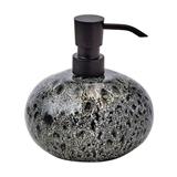 Show details for Aquanova Ugo Soap Dispenser 500ml Olive Black