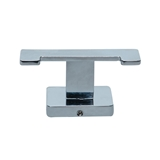 Show details for Bathroom hook Gedy Atena 4426, 8,7x4,5x3,5cm, chrome color