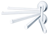 Show details for Bathroom hanger De Hub MLH350-WH60 44x15cm 5 parts