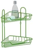 Show details for Axentia Bathroom Shelf Marbella Green