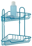 Show details for Axentia Bathroom Shelf Marbella Turquoise