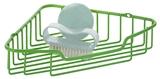 Show details for Axentia Bathroom Shelf Unit Marbella Green