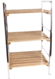 Show details for Axentia Bonja 3-Tier Shelving For The Bathroom