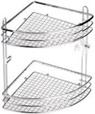 Show details for Axentia Cassandra Bathroom Shelf Angle 2-Level