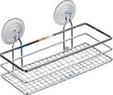 Show details for Axentia Cassandra Bathroom Shelf Straight Single-Stage Wide