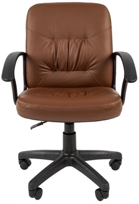 Picture of Office Chair Chairman 651 Eco Brown