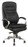 Show details for Black Red White Q154 Swivel Chair Black