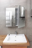 Picture for category Hanging bathroom cabinets
