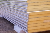 Picture for category SANDWICH PANELS