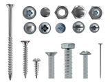 Picture for category Screws for sandwichpanels