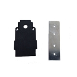 Show details for End Cap For Magnetic Track System For 5367-69